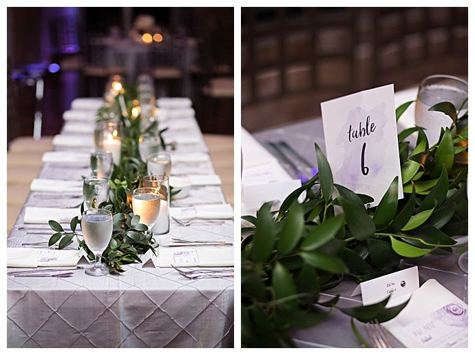 reception-table-greenery-garland-kristen-weaver-photography