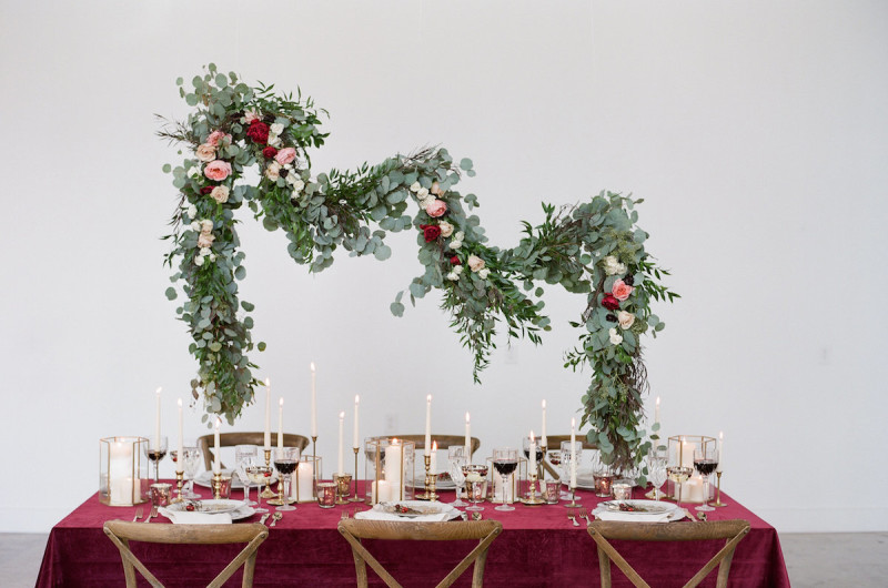 Image for A Stunning Wedding Inspiration Shoot That Celebrates All Love