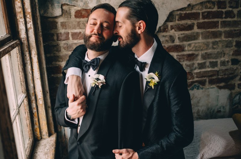 Image for Jared and Lake's Bright and Bold New Orleans Wedding