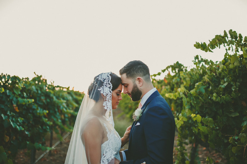Image for Sam and Alicia's Temecula Wine Country Wedding