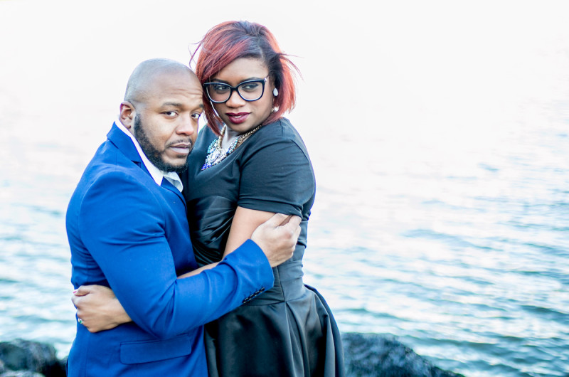 Image for Brittney and Ryan's Vibrant New York City Engagement