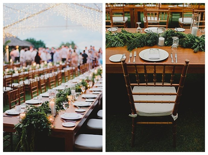 greenery-string-lights-reception-decor-terralogical-photography