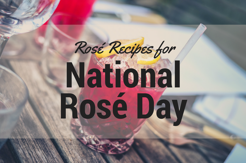 Image for 8 Summery Rosé Cocktail Recipes for National Rosé Day