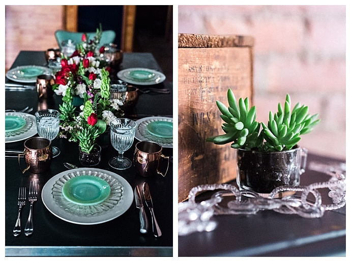 turquoise-copper-wedding-tablescape-pjn-photography