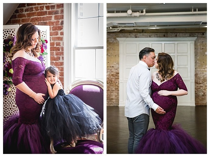 a-single-shot-family-maternity-photos