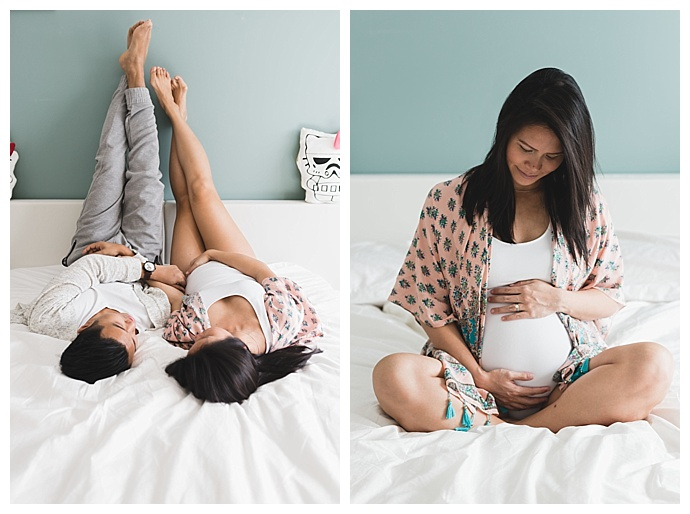 gillian-foster-photography-at-home-in-bed-expecting-session