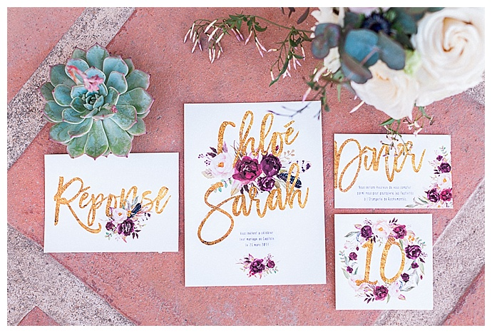 gold-floral-wedding-invitation-suite-sorya-pedoussaut-photography
