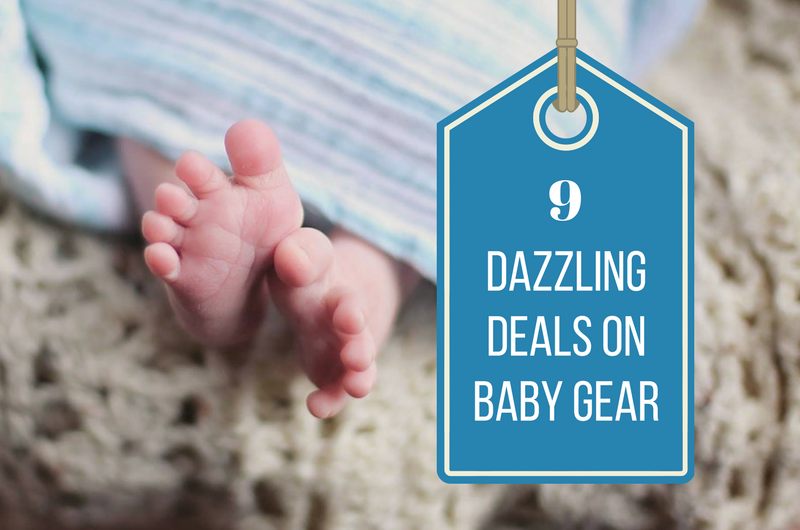 Image for Nordstrom Anniversary Sale: 9 Dazzling Deals on Baby Gear