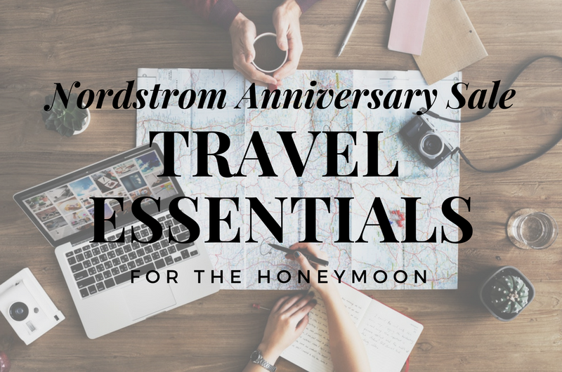 Image for Honeymoon Travel Essentials from the Nordstrom Anniversary Sale