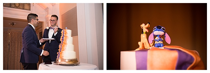 pluto-and-stitch-wedding-cake-topper-benedicte-verley-photography