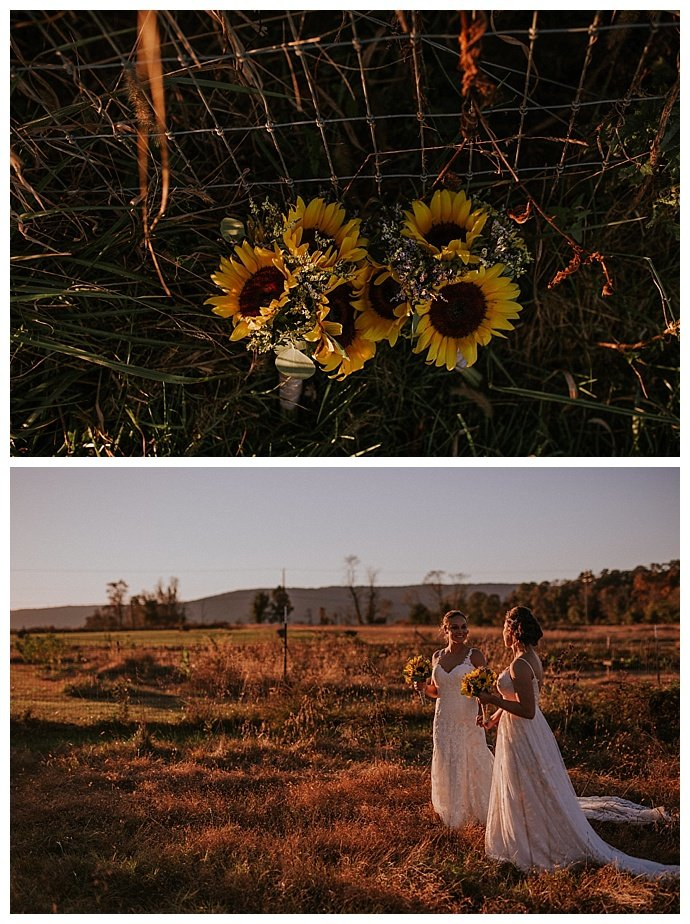 sunflower-bridal-bouquet-bhunterco-photography