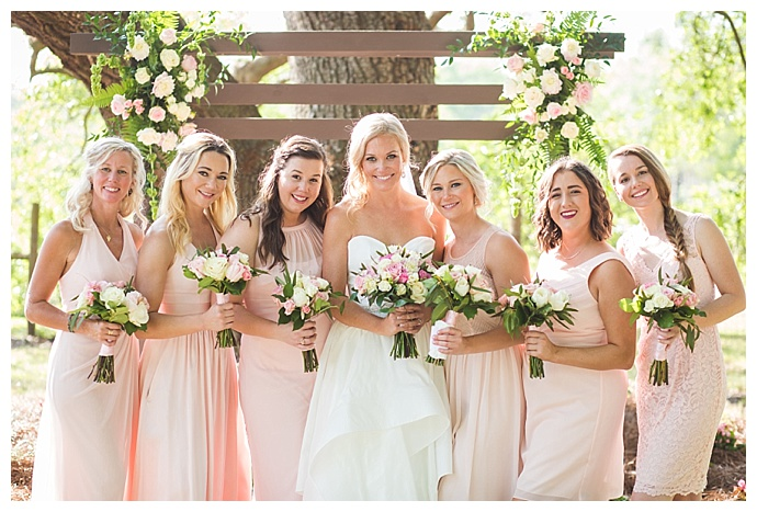 cory-lee-photography-mix-and-match-pink-bridesmaids-dresses