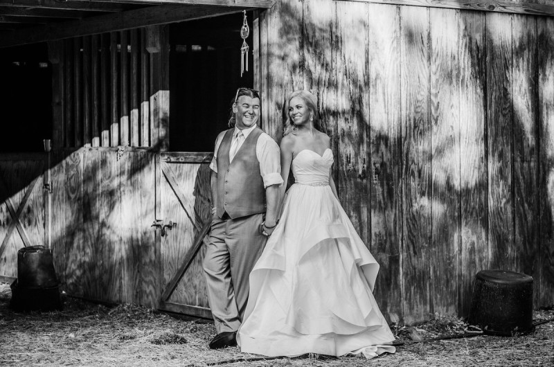 Image for Jessica and Matt's Intimate South Carolina Wedding