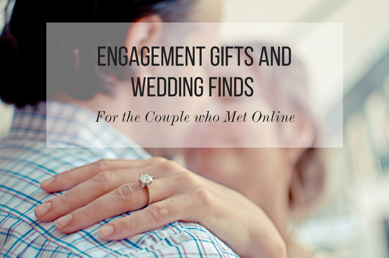Image for 12 Engagement Gifts and Wedding Finds for the Couple Who Met Online