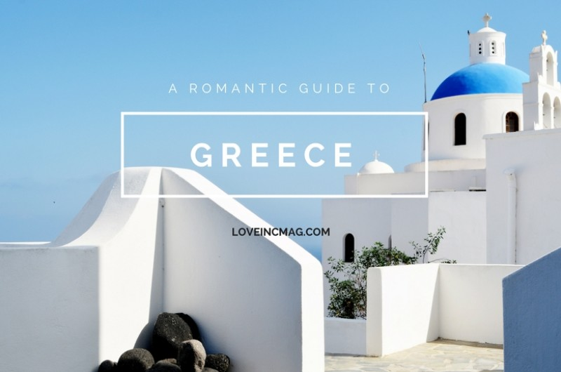 Image for A Romantic Guide to Greece
