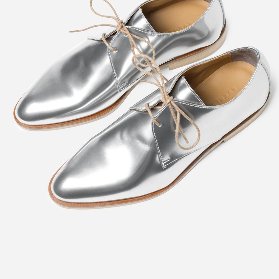 silver-oxford-wedding-shoes