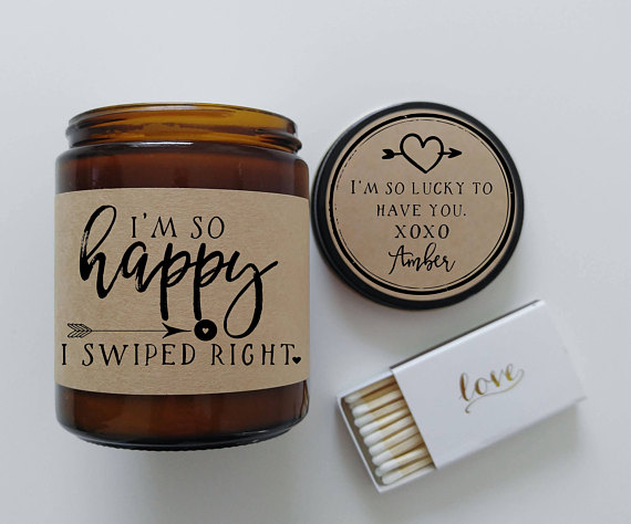 so-happy-i-swiped-right-candle-engagement-gift