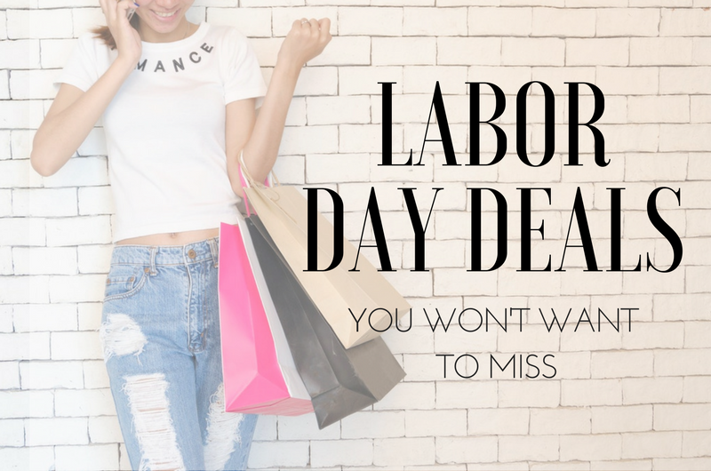 Image for Incredible Labor Day Deals you Won't Want to Miss This Weekend