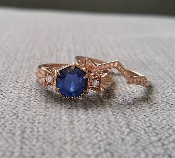 antique-sapphire-engagement-ring