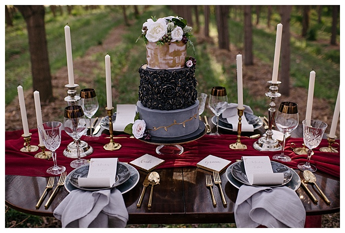 carnefix-photography-crimson-and-gray-wedding-tablescape