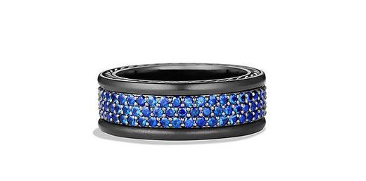 david-yurman-two-row-blue-sapphire-pave
