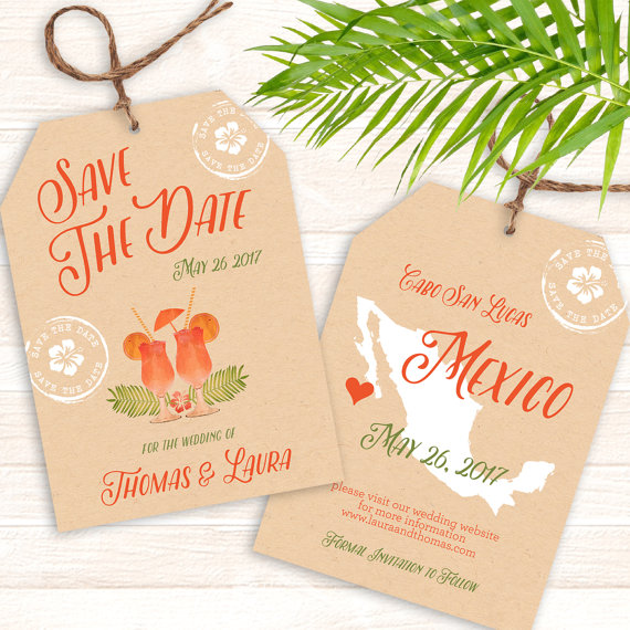 14 Creative Save The Date Ideas Your Guests will Love Love Inc – Halloween Wedding Save the Dates