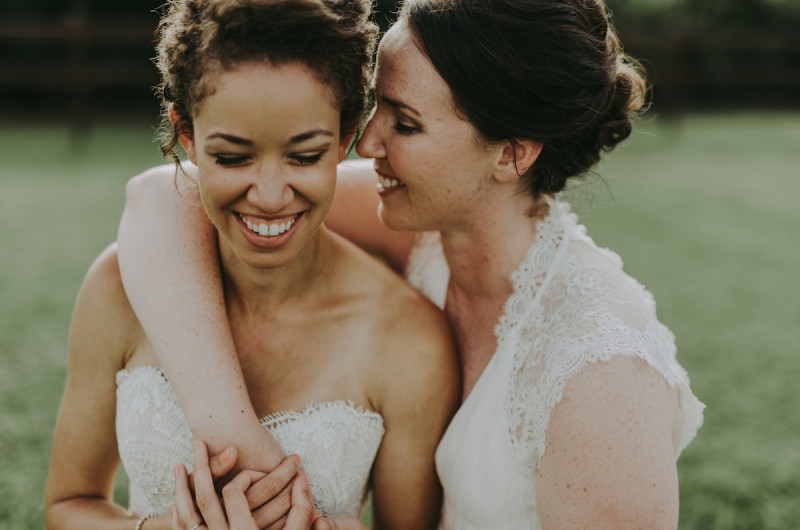 Image for Michelle and Courtney's Summer North Carolina Wedding