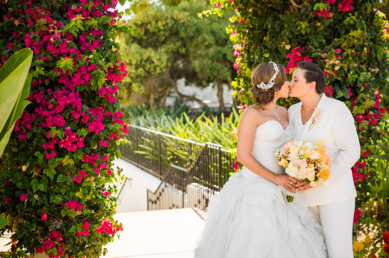 Image for Natasha and Kate's Fairy-Tale Wedding with Traditional Persian Elements