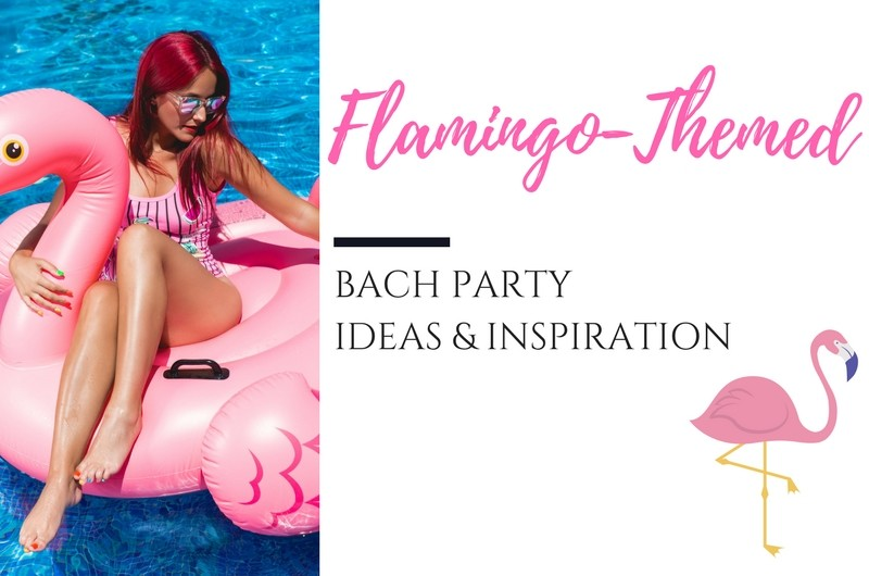 """Image for """"Let's Flamingle"""" Flamingo-Themed Bach Party Ideas"""