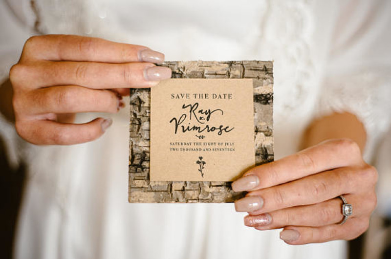 Image for 14 Creative Save The Date Ideas Your Guests will Love