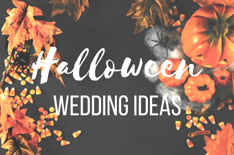 Image for Spooky Soiree: 14 Halloween Wedding Ideas We Love