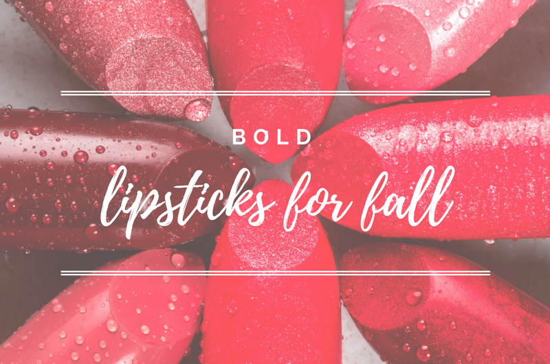 Image for Love Your Lip: 6 Bold Lipstick Shades for Fall