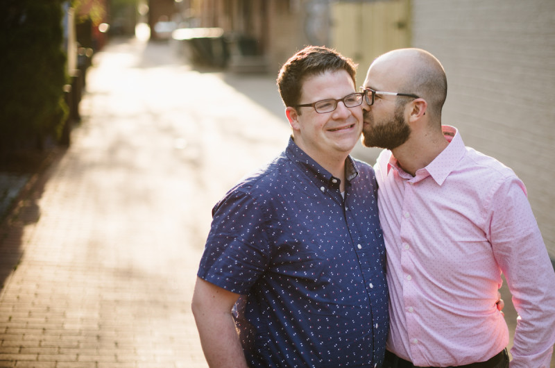 Image for Mike and Tony's Summer Engagement Shoot in Washington D.C.