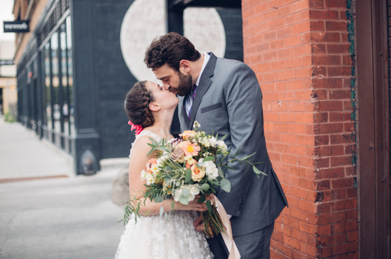 Image for Emma and Spenser's Intimate Chicago Wedding at The Publican