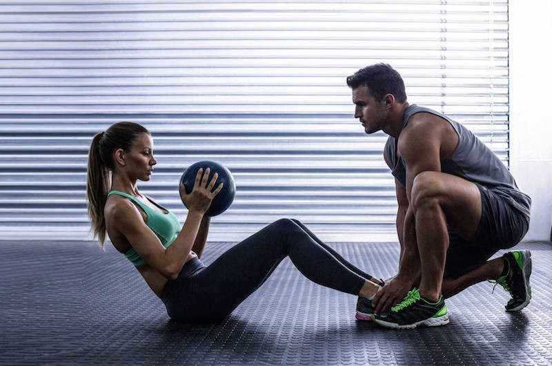 Image for Find Your Trainer: The Workout On-Demand Service That Makes Sweating Seamless