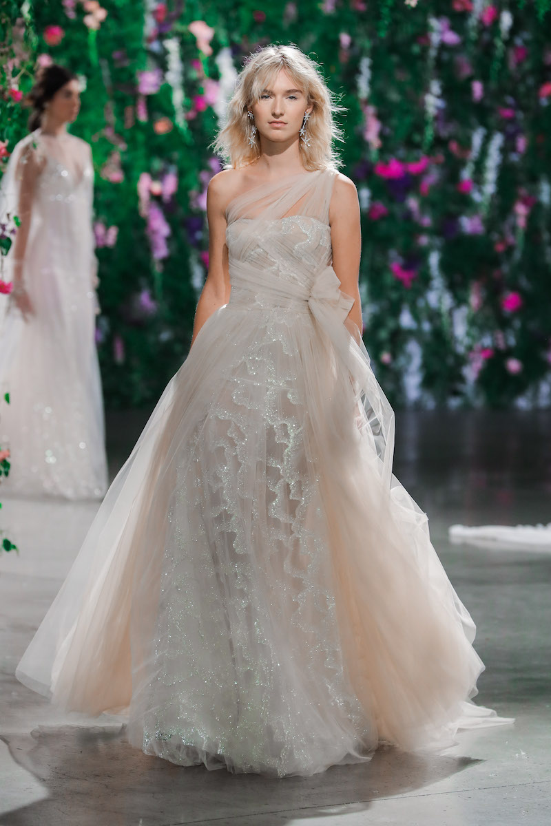 Galia Lahav, Bridal Fall 2018, New York City, October 2017