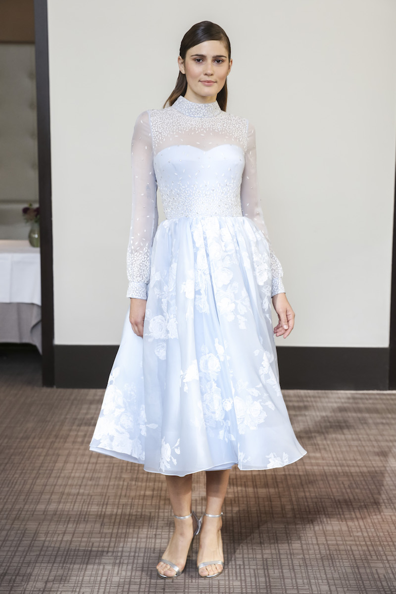 gracy-accad-mid-length-wedding-dress-trend-fall-2018