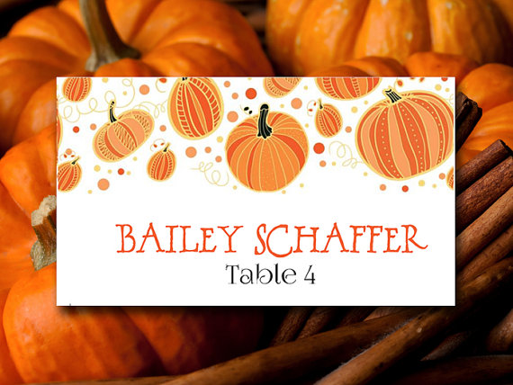 halloween-wedding-pumpkin-place-cards