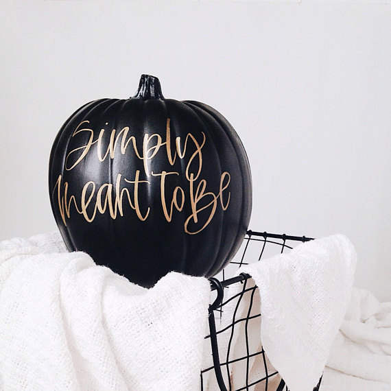 meant-to-be-calligraphy-pumpkin