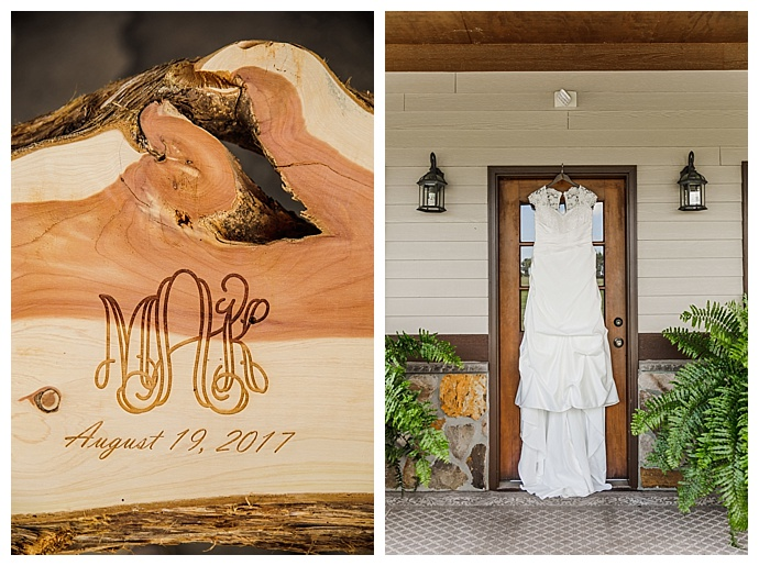personalized-monogram-wedding-guest-book-log-cory-lee-photography