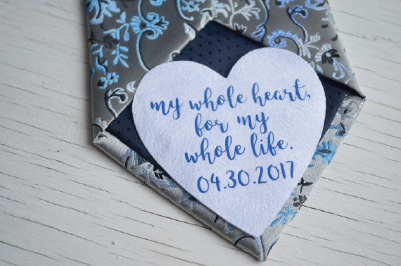 Image for 13 Personalized Suit Accessories for your Wedding Day