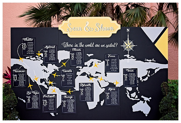 travel-themed-seating-chart-jamie-reinhart-photography