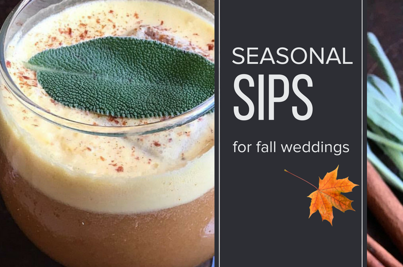 Image for 6 Seasonal Sippers for Your Signature Cocktail