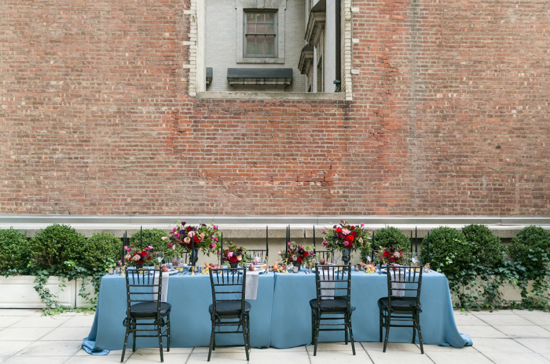 Image for Jewel-Toned Wedding Inspiration in New York City