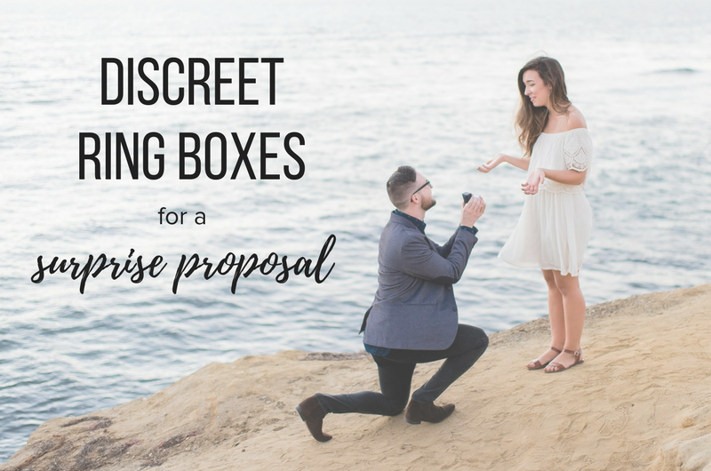 Image for 11 Discreet Ring Boxes for the Ultimate Surprise Proposal