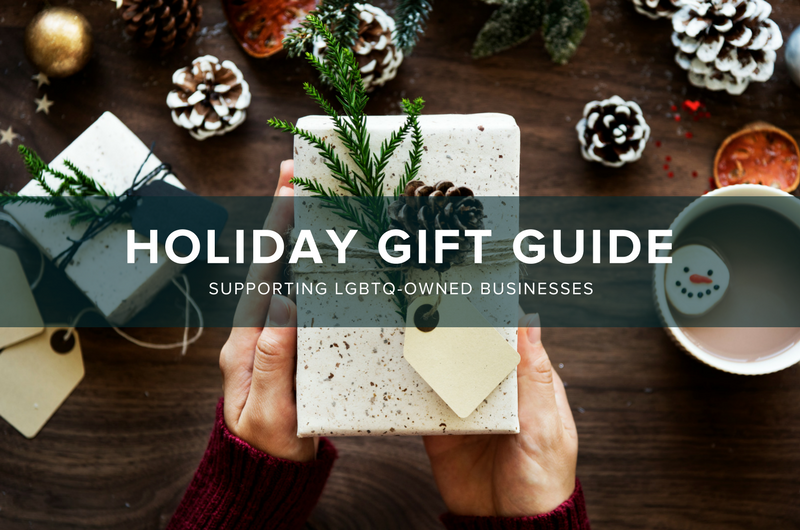 Image for LGBTQ-Owned Small Business Holiday Gift Guide