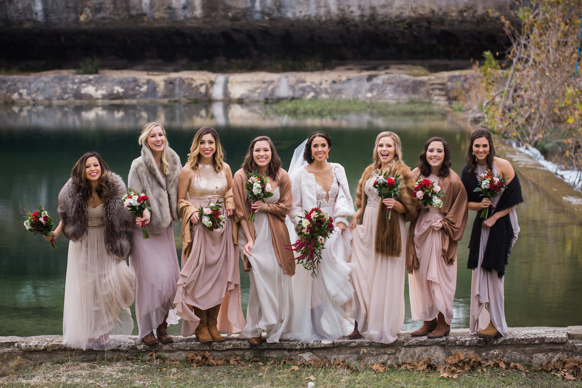 nicole-ryan-photography-winter-bridesmaids-cover-ups