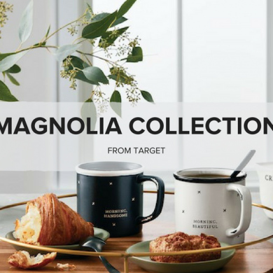 Shop Magnolia Collection for Your Target Wedding Registry