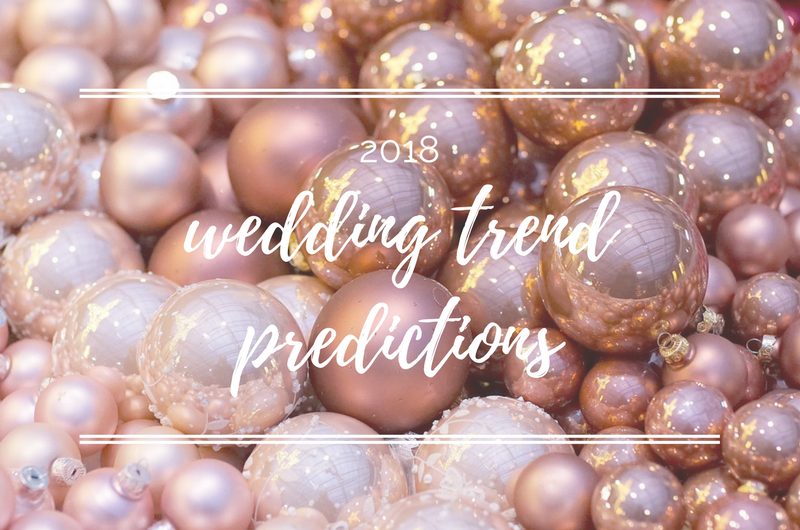 Image for Expert Wedding Planner Mindy Weiss' 2018 Wedding Trend Predictions