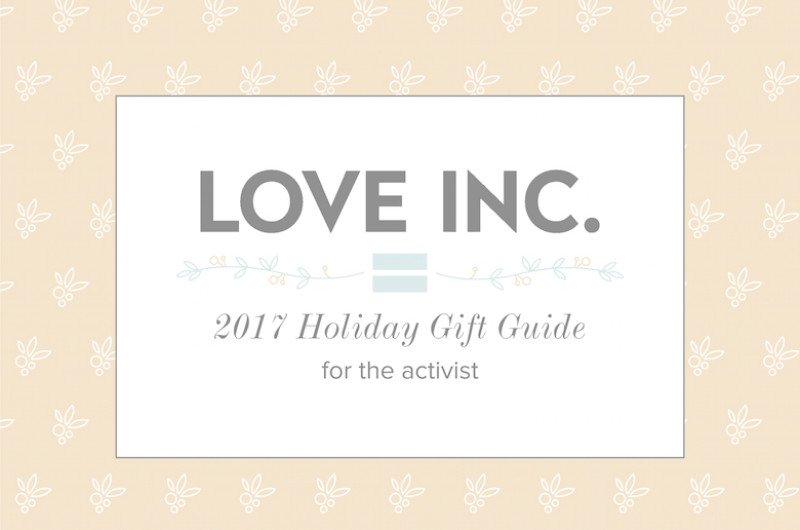 Image for 2017 Holiday Gift Guide: For the Activist